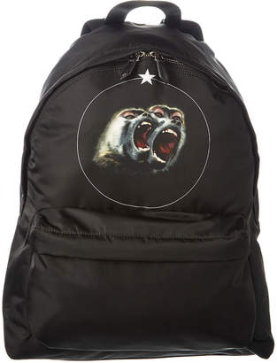 Givenchy Monkey Brothers Backpack