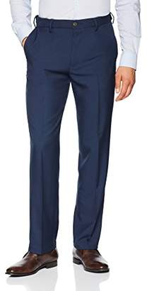 Franklin Tailored Men's Expandable Waist Classic-Fit Dress Pants