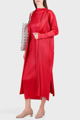 Pleats Please Issey Miyake Monthly Colors Coat
