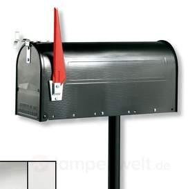 U.S. Mailbox mit schwenkbarer Fahne