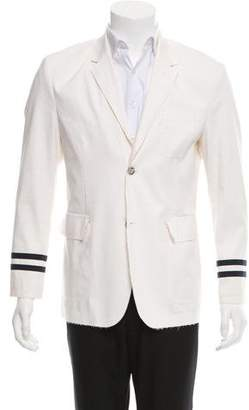 Gucci Notch-Lapel Two-Button Sport Coat