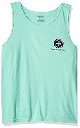 Margaritaville Men's Lifeguard ICON Tank TOP