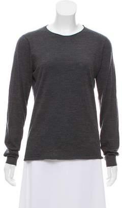 Ralph Lauren Long Sleeve Wool Top