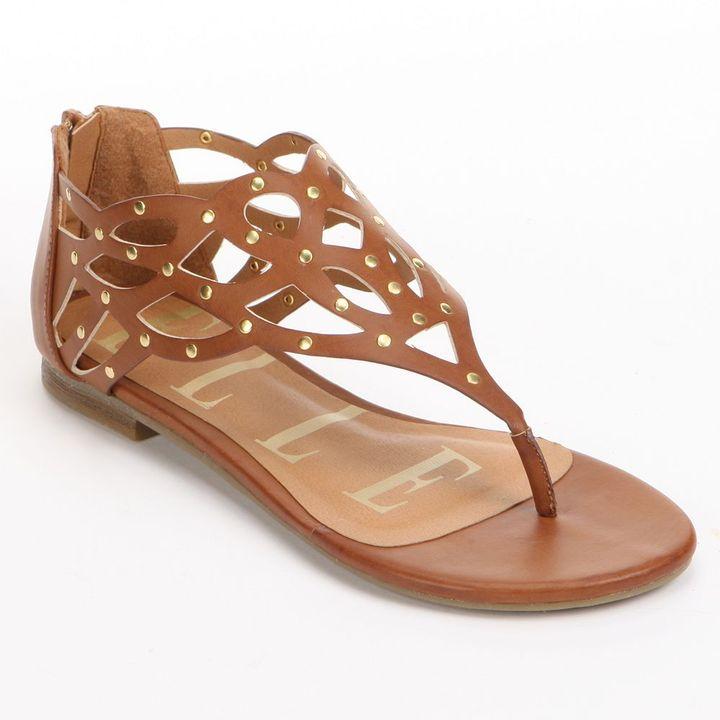 Elle TM thong sandals - women