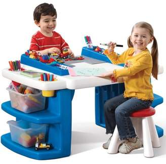 Step2 Build & Store Kids Block & Activity Table