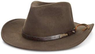 Dorfman Pacific Indiana Jones Men's All-Season Outback Hat