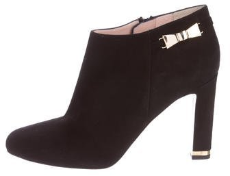 Kate Spade New York Aldaz Bow-Accented Booties