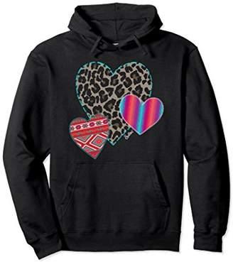 Womens Heart Hoodie