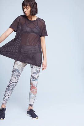 Electric & Rose Boone Mesh Tee $68 thestylecure.com