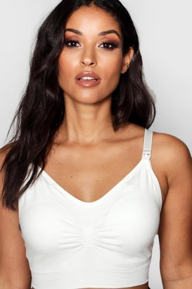 boohoo Maternity Holly Nursing Bra