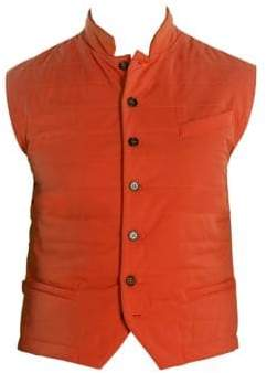 Eleventy Quilted Waistcoat