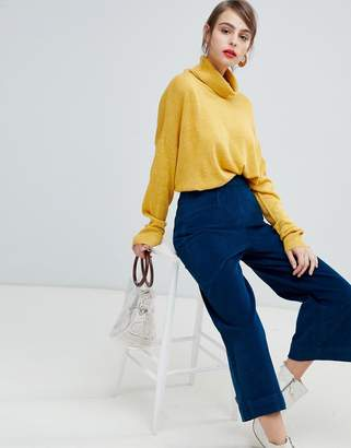 Vero Moda Wide Leg Cord Trouser