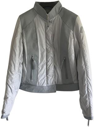 Evisu Grey Coat for Women