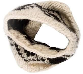 Eugenia Kim Wool Knit Snood wool Wool Knit Snood