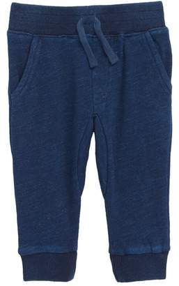 Splendid Indigo French Terry Jogger Pants
