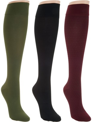 Legacy Graduated Compression Socks Set of 3