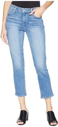 Paige High-Rise Jimmy Jimmy Crop in Venice Women's Jeans