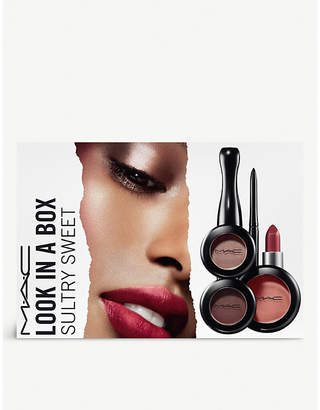 M·A·C Mac Look In A Box: Lip and Eye kit