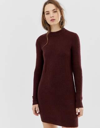 Pieces Jane wool blend jumper dress
