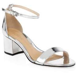 Schutz Chimes Leather Sandals