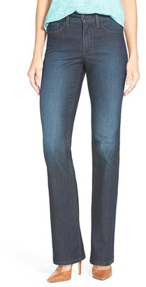 Women's Nydj 'Barbara' Stretch Bootcut Jeans $114 thestylecure.com