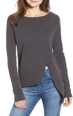 Frank And Eileen Asymmetrical Sweatshirt