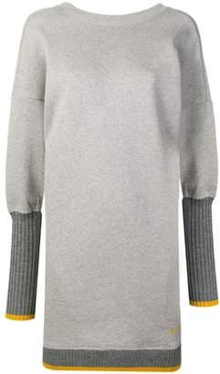 Victoria Victoria Beckham longsleeved sweater dress