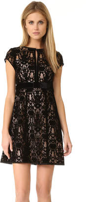 Nanette Lepore Boudoir Lace Dress $598 thestylecure.com