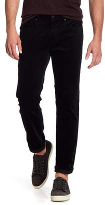 Vince Solid Slim Tapered Fit Pants