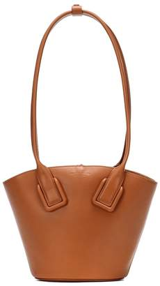 Bottega Veneta Basket Small leather tote