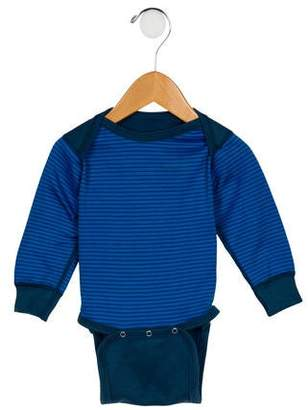17c54e4ee Patagonia Boys' Striped Long Sleeve One-Piece