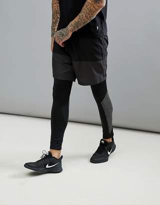 New Look SPORT Shorts In Tonal Gray