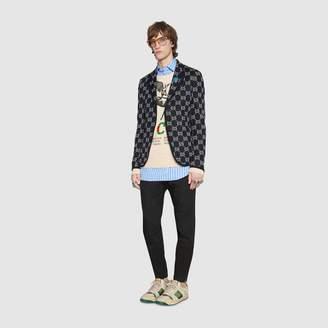 Gucci GG jacquard jacket