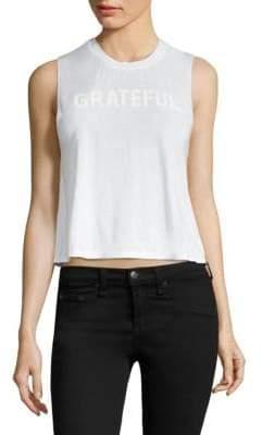 Spiritual Gangster Grateful Active Tank