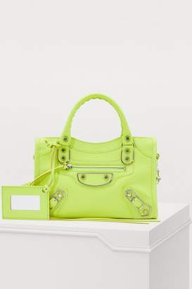 Balenciaga City mini handbag