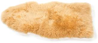 Winter Rugs & Room shoes ムートンラグ 60cmx105cm ベージュ