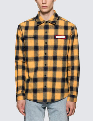 Have A Good Time Shadow Flannel Shirts
