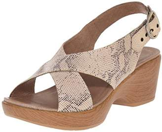 Dansko Women's Jacinda Wedge Sandal