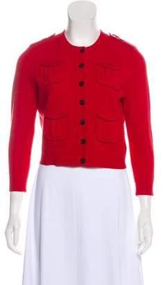 Diane von Furstenberg Wool-Blend Cardigan