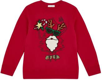 Stella McCartney Santa Claus Sweatshirt