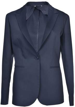 Tonello One Button Fastening Blazer