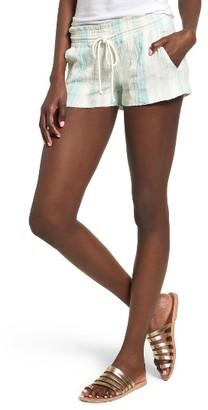 Women's Roxy Oceanside Beach Shorts $44.50 thestylecure.com