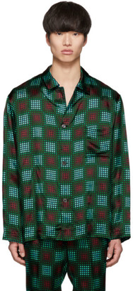Dries Van Noten Multicolor Casal Shirt