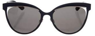 628c68dd4b68 Christian Dior Inspired Cat-Eye Sunglasses