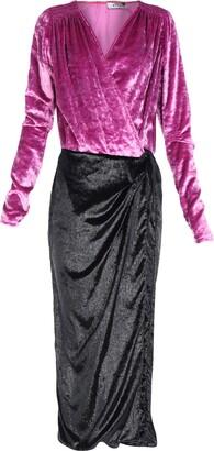 ATTICO Long dresses - Item 34943029DS