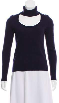 Diane von Furstenberg Wool & Cashmere-Blend Knit Sweater