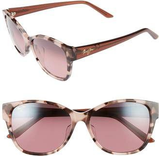 b5f4daae52 Maui Jim Summer Time 54mm PolarizedPlus2(R) Cat Eye Sunglasses