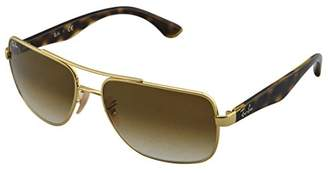 Ray-Ban Men's RB3483 Square