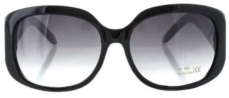 Women's SWG Retro Design Accented Oval Sunglasses SWG9095