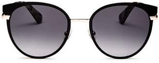 Kate Spade Women's Janalee Round Sunglasses, 53mm